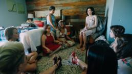 Jessica Graham wedding officiant meditation